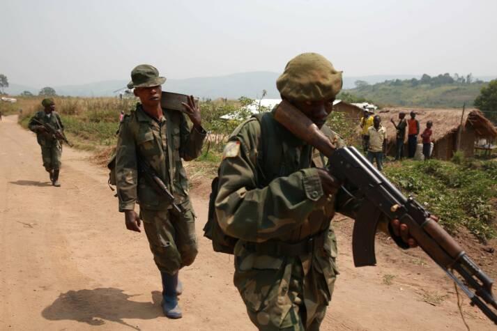 Militär, Rebellen, UN-Soldaten - In Ituri ist der Alltag von Gewalt geprägt |  Bild: © MONUSCO Photos [CC BY-SA 2.0]  - flickr