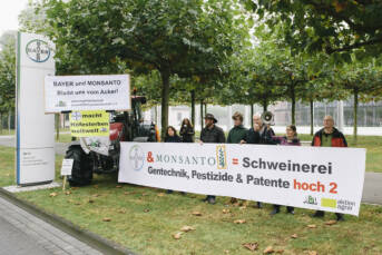 Bild AGRA Bayer Monsanto