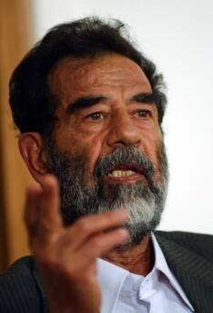 Saddam Hussein Irak
