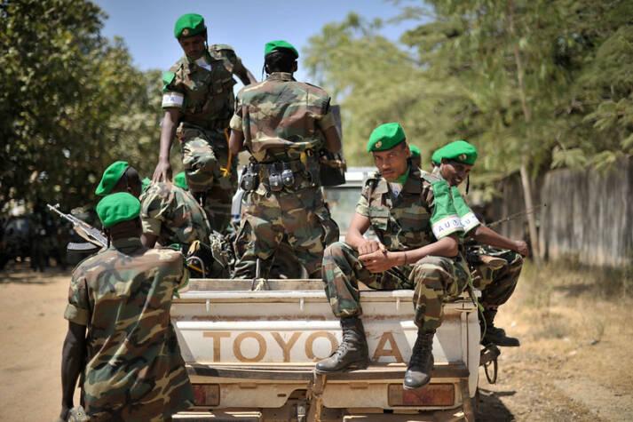 In Äthiopien kommt es regelmäßig zu gewaltsamen und teilweise tödlichen Ausschreitungen zwischen Demonstranten und Sicherheitskräften.    Bild: © AMISOM Public Information [CC0 1.0]  - Flickr