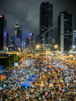 massenproteste hongkong