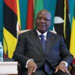 Mali Präsident Keita Nachdem er beim Militärputsch festgesetzt worden war, sah sich Malis Präsident Ibrahim Boubacar Keïta gezwungen, seinen Rücktritt zu erklären. | Bild (Ausschnitt): © Paul Kagame [CC BY-NC-ND 2.0] - Flickr