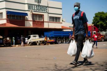 Simbabwe Wirtschaftskrise