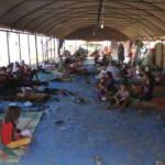 Jesiden Flüchtlingscamp 360.000 Jesiden mussten vor der Gewalt des IS fliehen. Bis heute sind Tausende Frauen verschwunden oder unter der Gewalt der Dschihadisten. | Bild (Ausschnitt): © DFID - UK Department for International Development [CC BY 2.0] - flickr