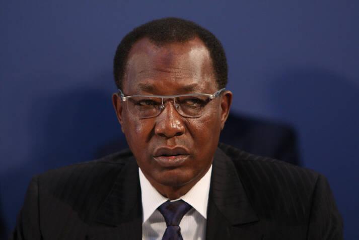 Präsident Idriss Déby Itno Tschad Präsident Idriss Déby Itno des Tschad: Trotz autoritärer Herrschaft, Unterdrückung von Oppositionellen und Menschenrechhtsverletzungen gibt es Unterstützung insbesondere von Frankreich.  |  Bild: © Foreign, Commonwealth & Development Office [CC BY 2.0]  - flickr