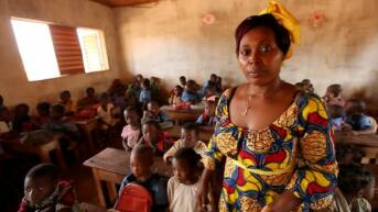 Kamerun Schule