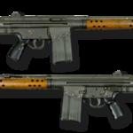 G3-Schnellfeuergewehr Mit Ausnahme der russischen Kalaschnikow ist das G3 das am weitesten verbreitete Gewehr auf der Welt. | Bild (Ausschnitt): © Armémuseum [CC BY-SA 4.0] - Wikimedia Commons