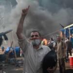 Als die Armee unter Verteidigungsminister Abdel Fattah al-Sisi 2013 den demokratisch gewählten Präsidenten Mohammed Mursi absetzte, kam es zu Gegenprotesten. Sisi ließ sie brutal auflösen, mit über 1.000 Todesopfern | Bild (Ausschnitt): © Globovisión/ AFP PHOTO/ MOSAAB EL-SHAMY [CC BY-NC 2.0] - flickr