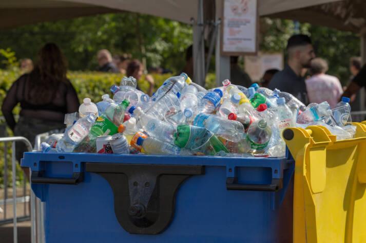 Plastikmüll Deutschland produziert immer mehr Plastikmüll. Dies wird zur Fluchtursache |  Bild: © Marco Verch [CC BY 2.0]  - flickr