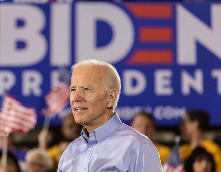 Der neue US-Präsident: Joe Biden Der neue US-Präsident: Joe Biden |  Bild: © Paris Malone [CC BY-NC-ND 2.0]  - flickr