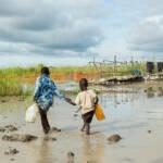 Überschwemmung im Südsudan Der Globale Süden leidet immer mehr unter Extremwetterereignissen | Bild (Ausschnitt): © United Nations Photo [CC BY-NC-ND 2.0] - flickr
