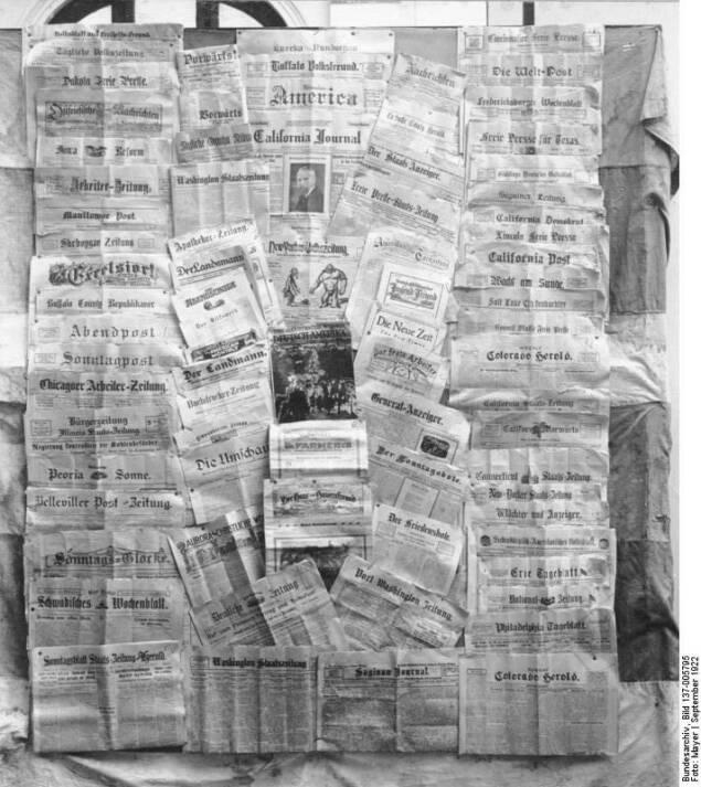 Die Situation um die Freiheit der Presse weltweit ist alarmierend - immer mehr Journalist*innen leben gefährlich  |  Bild: © Mayer [CC-BY-SA 3.0]  - wikimedia commons