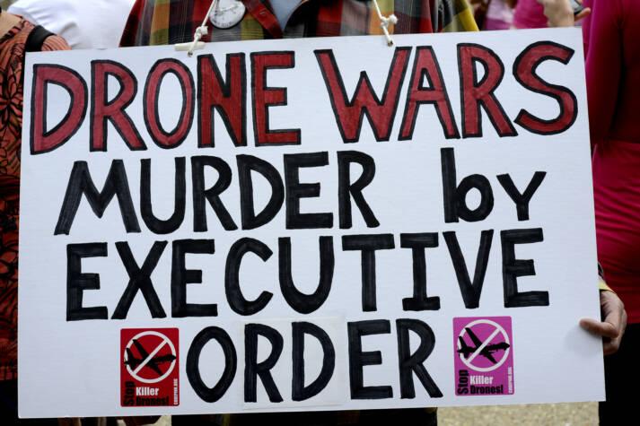 Drohnenkriege: Mord per Exekutivbefehl Die Entwicklung einer bewaffnungsfähigen Eurodrohne ist ethisch nicht vertretbar |  Bild: © Stephen Melkisethian  [CC BY-NC-ND 2.0]  - flickr