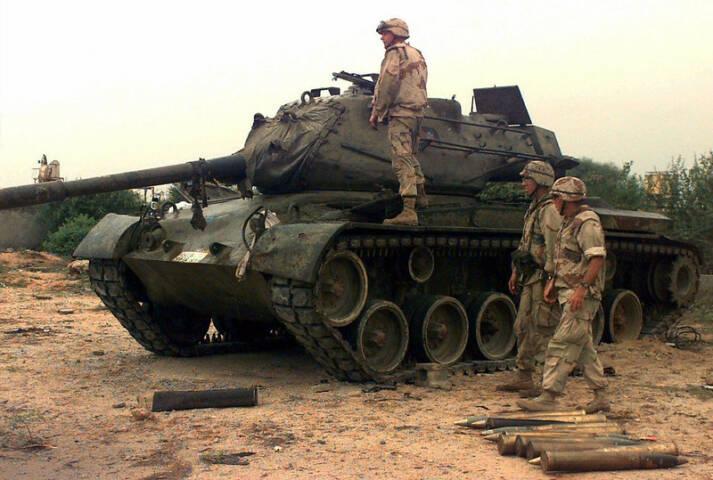 """US-Streitkräfte in Somalia Die USA führen auch in Somalia einen """"War on Terror"""".    Bild: © Expert Infantry [CC BY 2.0]  - Flickr"""