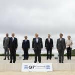 Die Staats- und Regierungschef:innen der G7 Der G7-Gipfel 2021: Leere Versprechen statt verantwortungsbewusstes Handeln | Bild (Ausschnitt): © Number 10 [CC BY-NC-ND 2.0] - flickr