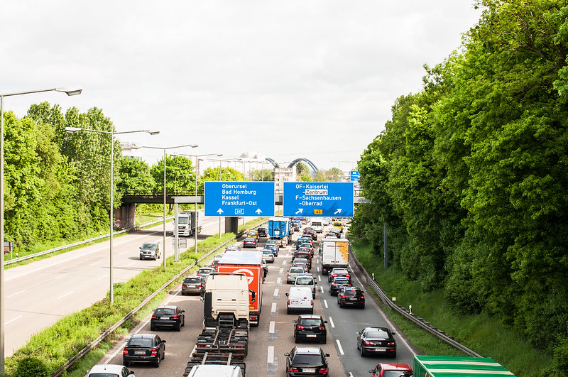 Der weltweite Verkehr wird künftig weiter zunehmen.