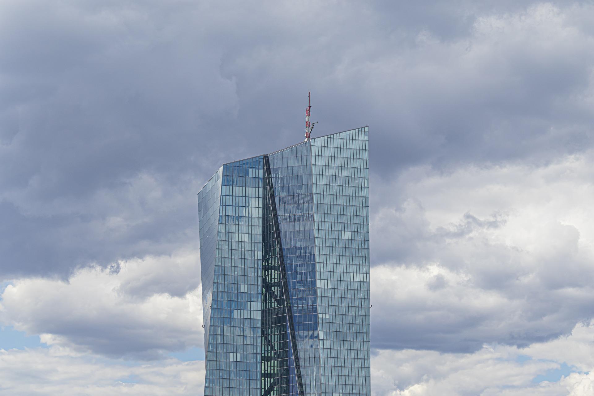Ein Bild der Europäischen Zentralbank
